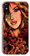 Enchanting Woman IPhone Case