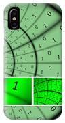 Encryption IPhone Case