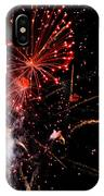 End With A Bang IPhone Case