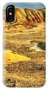 Endless Painted Hills IPhone Case