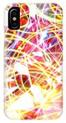 Energy Lines IPhone Case