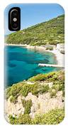 Enfola Beach - Elba Island IPhone Case