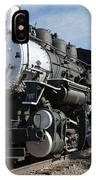 Engine 4455 In The Colorado Railroad Museum IPhone Case