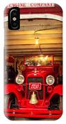 Engine Company 33 IPhone Case