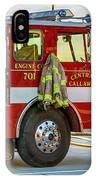 Engine Company 701 IPhone Case