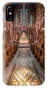English Church 2 IPhone Case