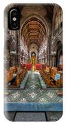 English Church IPhone Case