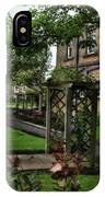 English Country Garden IPhone Case