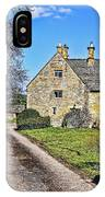 English Farmhouse IPhone Case