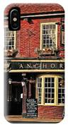 English Pub IPhone Case