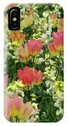English Spring IPhone Case