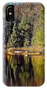 Enlightened Dock IPhone Case