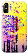 Enlightened Woods Are Here Again Ready To Surprise You  IPhone Case
