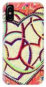 Entangled Hearts IPhone X Case