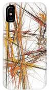 Entangled Threads IPhone Case