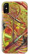 Entanglement Of Life IPhone Case