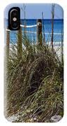 Enter The Beach IPhone Case