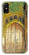Entrance To Middle Earth IPhone Case