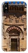 Entrance To The 10th Century Mezquita IPhone Case