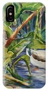 Environmentally Sound - Mallard Duck IPhone Case