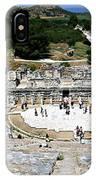 Theater Of Ephesus IPhone Case