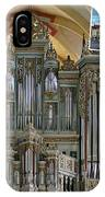 Erfurt Organ Montage IPhone Case
