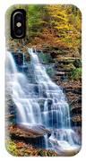 Erie Falls IPhone Case
