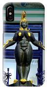 Ernst Fuchs Museum Nude Statue IPhone Case