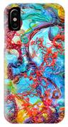 Ernstian Explosion IPhone Case