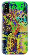 Erotic Devoted To To Dance And Music IPhone Case