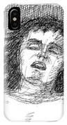 Erotic-drawings-24 IPhone Case