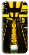 Escalator Lights IPhone Case