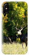 Escape Into The Trees IPhone Case