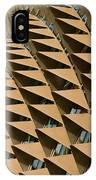 Esplanade Theatres Roof 11 IPhone Case