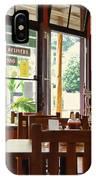 Espresso - Aloha Angel Cafe IPhone Case