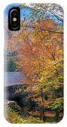 Essence Of New England - New Hampshire Autumn Classic IPhone Case