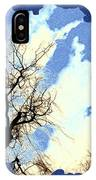 Essence Of Winter IPhone Case