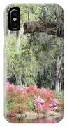 Estherville Plantation IPhone Case