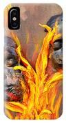 Eternal Damnation IPhone Case