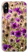 Eternity Flower IPhone X Case