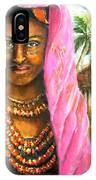 Ethiopia Bride IPhone Case