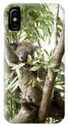 Eucalypt IPhone Case