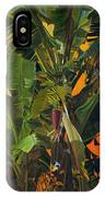 Eugene And Evans' Banana Tree IPhone Case