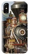 Eureka Rainbow Pan IPhone Case