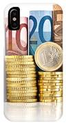 Euro Currency IPhone Case