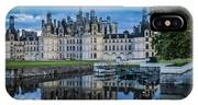 Evening At Chateau Chambord IPhone Case