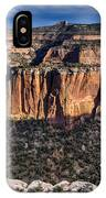 Evening At Colorado National Monument IPhone Case