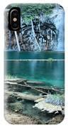 Evening At Hanging Lake IPhone Case