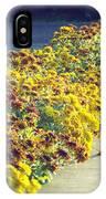 Evening Flowers IPhone Case