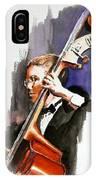 Evening Jazz IPhone Case